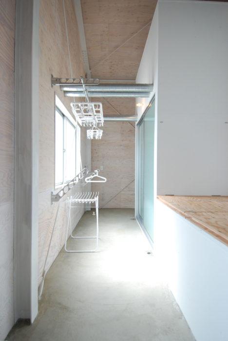 homebase12洗濯乾燥室