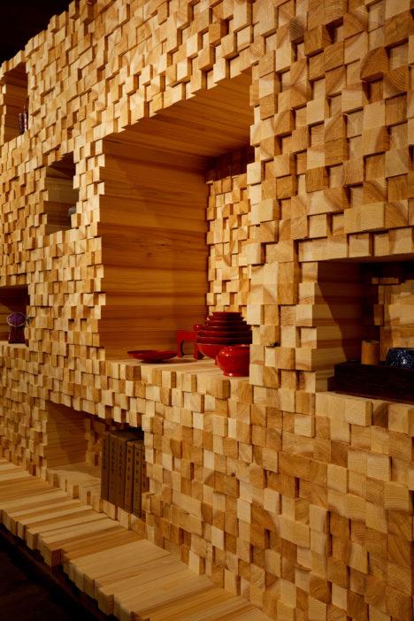 サムネイル:重名秀紀 / studio junaによる、岡山県美作市古町の「古町民俗資料館」