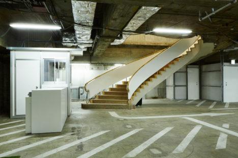 サムネイル:荒木信雄 / アーキタイプによる、東京・銀座のソニービル地下3階/地下4階の店舗「THE PARK・ING GINZA」