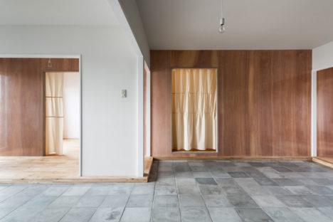 サムネイル:木村松本建築設計事務所らによる、築20年を超えたハイツの一室を改修する計画「ハイツYの修理」(CS DESIGN AWARD2016のグランプリ作品)