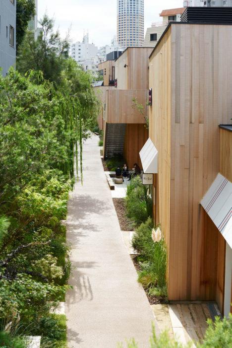 サムネイル:大堀伸 / ジェネラルデザインによる、東京・代官山の商業空間「ログロード代官山」