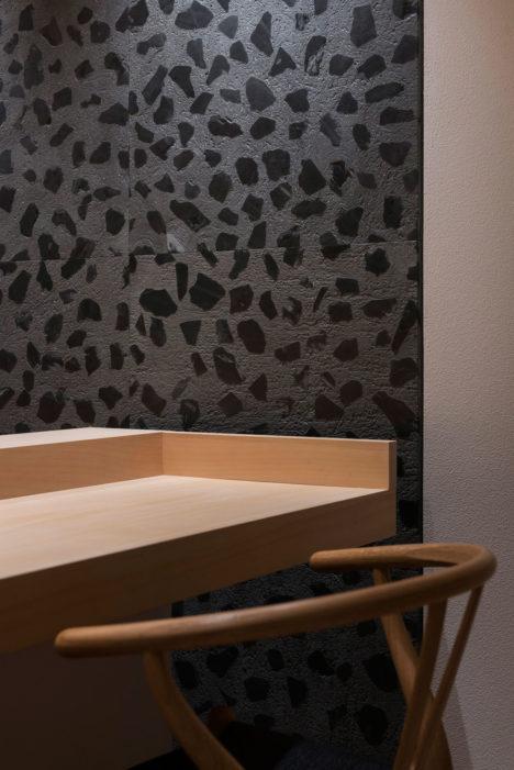 サムネイル:二俣公一 / ケース・リアルによる、福岡県福岡市の寿司店「すし 六香(むつか)」