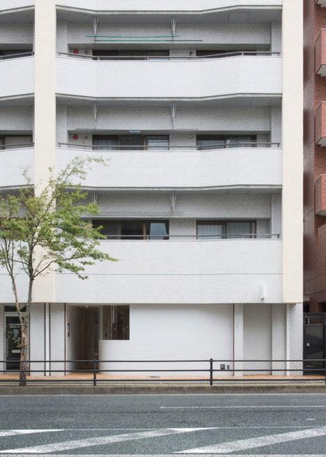 サムネイル:二俣公一 / ケース・リアルによる、福岡県福岡市のレストラン「食堂セゾンドール」