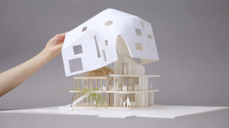 17_MAD_Clover-House_Physical-Model