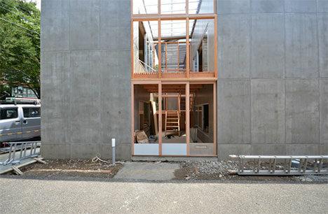 サムネイル:河合啓吾建築設計事務所による、岐阜県岐阜市に住宅のオープンハウスが開催 [2016/8/6・7]