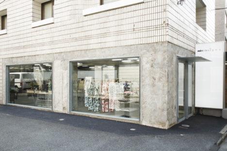 サムネイル:長坂常 / スキーマ建築計画+畠中啓祐 / 畠中啓祐建築設計スタジオによる、東京都渋谷区のファッションブランドの店舗「mintdesigns AOYAMA」