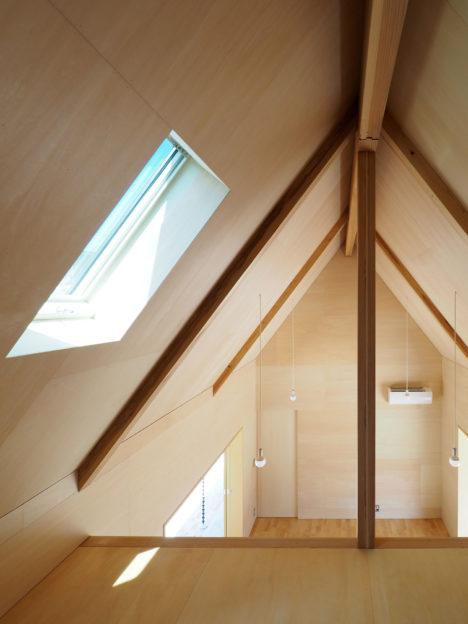 サムネイル:木村智彦 / グラムデザインによる、鳥取県米子市の「灘町の家」
