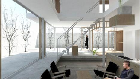 サムネイル:STUDIO MOVEによる、福岡県北九州市の戸建て住宅のリノベーション「青葉台の家」のオープンハウスが開催 [2016/9/22]