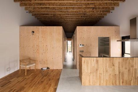 サムネイル:CAPDによる、徳島の住宅「LOFT HOUSE」