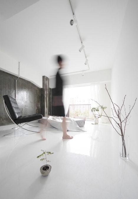 サムネイル:村田純 / JAMによる、大阪の、住宅兼アトリエ「中津のリノベーション」