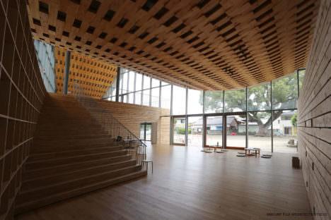 サムネイル:MOUNT FUJI ARCHITECTS STUDIOによる、新建築誌にも掲載された愛知・知立の学童保育のための施設「知立の寺子屋」の見学会が開催 [2017/1/15]