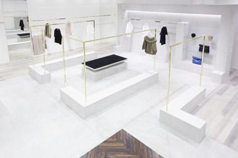 サムネイル:ODS / 鬼木孝一郎による、大阪市の店舗「STUDIOUS CITY」