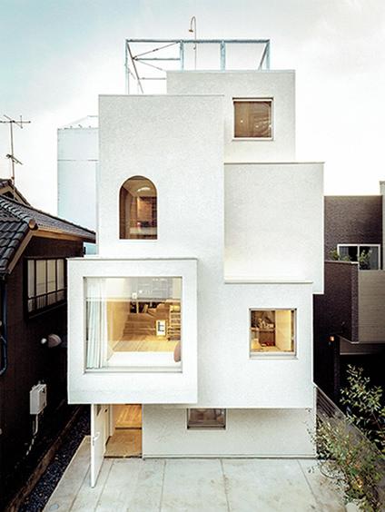 サムネイル:伊庭野大輔+藤井亮介+沼野井諭による、東京・港区の「都市の中の住宅」