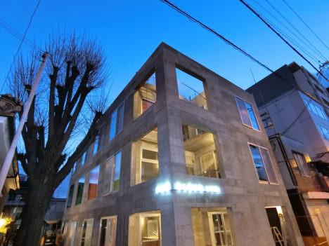 サムネイル:島田陽による、大阪市此花区のホステル「THE BLEND INN」の内覧会が開催 [2017/2/26]