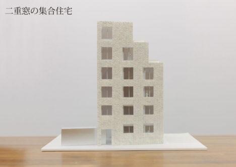 サムネイル:高野洋平+森田祥子 / MARU。architectureによる、東京・大田区の「二重窓の集合住宅」の内覧会が開催 [2017/3/12]