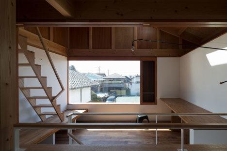 サムネイル:池田泰朗建築設計事務所による、埼玉県さいたま市の住宅「ymgc -浦和の家-」