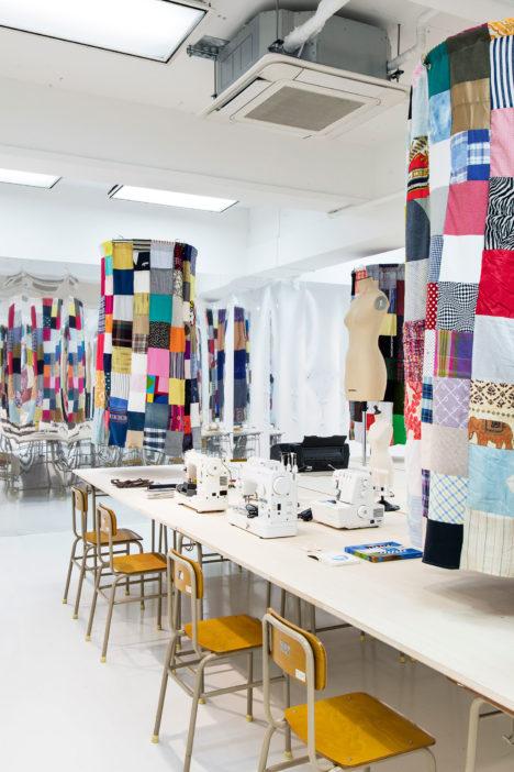 サムネイル:ツバメアーキテクツが空間デザインを担当した、アーティスト・西尾美也のプロジェクト「移民の学校 《Self Select: Migrants in Tokyo》」