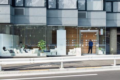 サムネイル:5組の建築家による、青山のプリズミックギャラリーでの展覧会「ととのえる展~5組の建築家の「ととのえ方」とその先にあるもの~」の会場写真