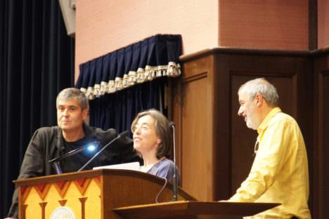 サムネイル:RCR・アーキテクツが、プリツカー賞受賞を記念して東大で行った講演のレポート