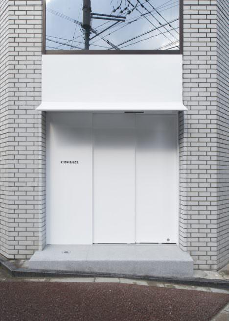 サムネイル:二俣公一 / ケース・リアルによる、福岡県福岡市のショップ&ギャラリー「KIYONAGA&CO」