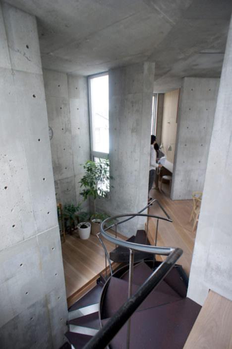 サムネイル:川辺直哉による、神奈川・横浜の自邸「泉区中田の住宅」の写真