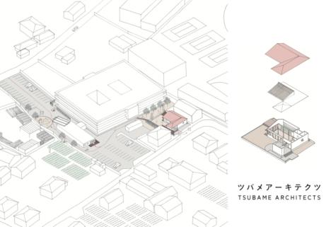 サムネイル:ツバメアーキテクツの展覧会「ソーシャル・テクトニクスの建築展」がプリズミックギャラリーで開催。期間内イベントでは藤村龍至らをゲストに迎えたゼミも [2017/7/23-9/1]