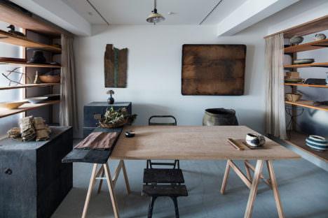 サムネイル:川島範久による、ギャラリー兼用住宅「Yuji Yoshida Gallery / House」。2017年7月30日に内覧会も開催。