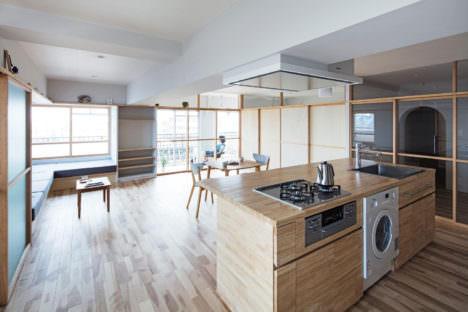 サムネイル:藤田雄介 / Camp Design inc.による、埼玉の「東松山の住宅」