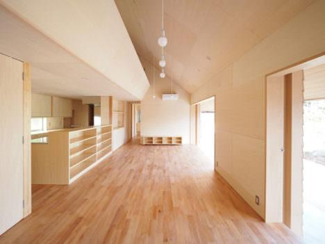 サムネイル:木村智彦 / グラムデザインによる、鳥取の住宅「日吉津の家」