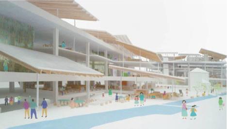 サムネイル:妹島和世・坂東幸輔らが審査した、京都市立芸術大学移転設計プロポで、「乾・RING・フジワラボ・o+h・吉村設計共同体」が受託候補者に