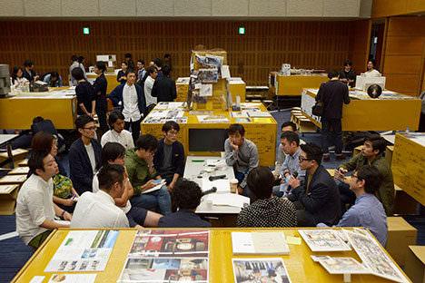 サムネイル:日本建築学会による、エントリー制で建築を討論するイベント「パラレルセッション2017」が年齢不問で参加者を募集中