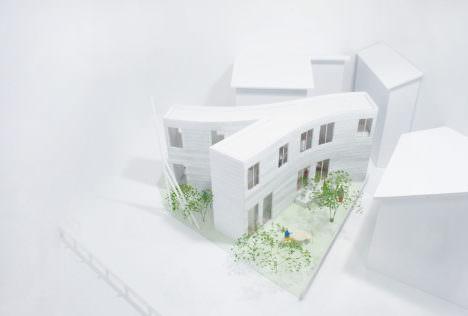 サムネイル:篠崎弘之建築設計事務所による、茨城県つくばみらい市の住宅「つくばみらいの家」の内覧会が開催 [2017/9/9]