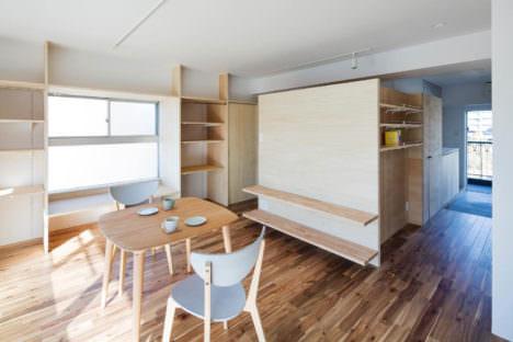 サムネイル:藤田雄介 / Camp Design inc.による、東京・新宿区の「外堀通りの住宅」
