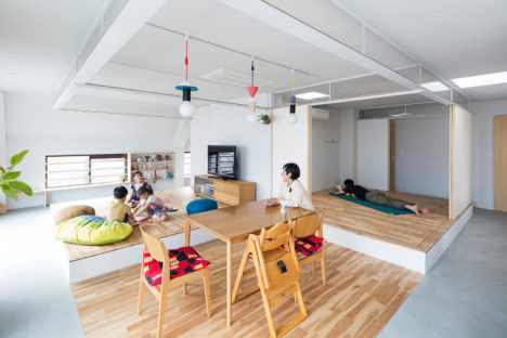 サムネイル:藤田雄介 / Camp Design inc.による、東京の「太子堂の住宅」