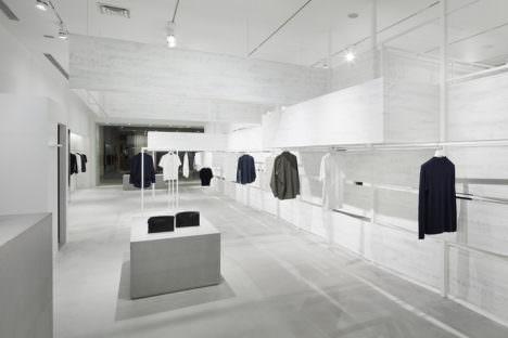 サムネイル:ODS / 鬼木孝一郎による、大阪の店舗「STUDIOUS Namba」