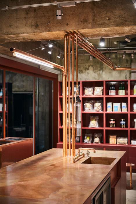 サムネイル:長坂常 / スキーマ建築計画による、東京・日本橋の店舗「八木長本店」