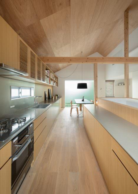 サムネイル:二俣公一 / ケース・リアルによる、東京の住宅「南荻窪の家」