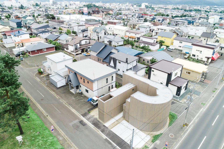 北海道 建築 求人
