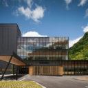 青木茂建築工房が改修を手掛けた 岡山の 真庭市立中央図書館 Architecturephoto Net